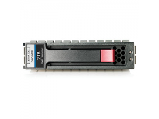 "Hewlett Packard Enterprise 2TB 6G SAS 7.2K rpm LFF (3.5-inch) Dual Port Midline Hard Drive 3.5"" 2000 GB"