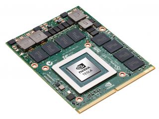 HP NVIDIA TESLA M6 8GB MXM