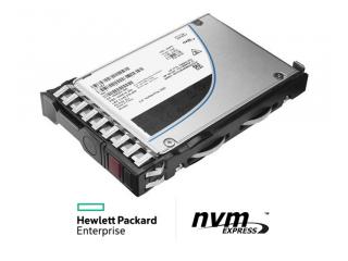 "Hewlett Packard Enterprise 875587-B21 internal solid state drive 2.5"" 480 GB PCI Express NVMe - NO LABEL"